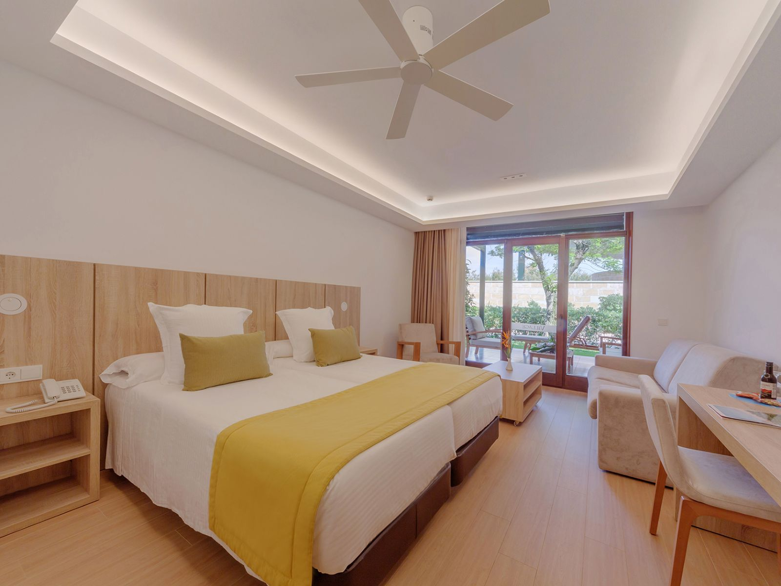 Habitación Village Plus | PortBlue Club Pollentia by PortBlue Hotel Group